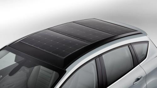 ford-c-max-solar-energi-concept-2014 #CES2014 Las Vegas CES