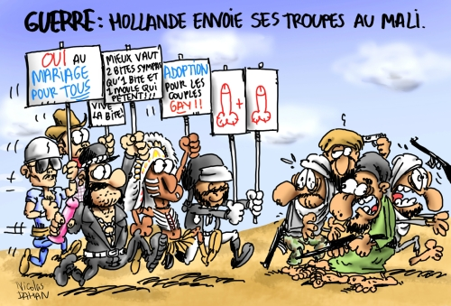 Hollande at War